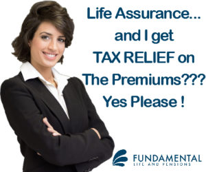 Pension Life Assurance from Fundamental Life and Pensions Dublin